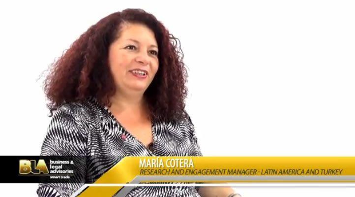 María Cotera de ACCA habla del Convenio entre ACCA y BLA