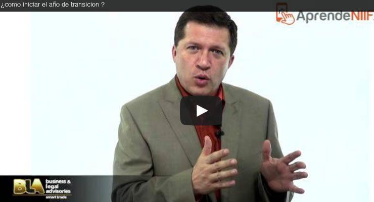 ESFA ¿Cómo iniciar el balance de apertura para la transición a NIIF para Pymes?