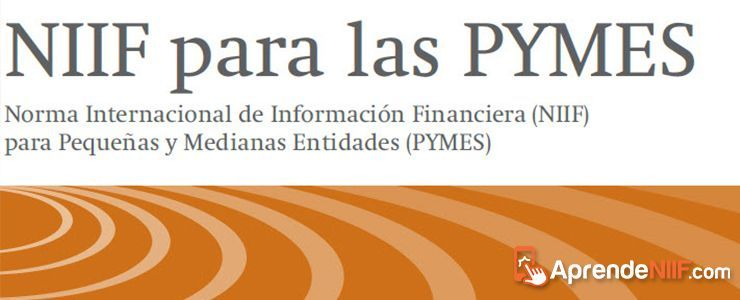 ¿Qué es la NIIF para las Pymes – IFRS for SME?