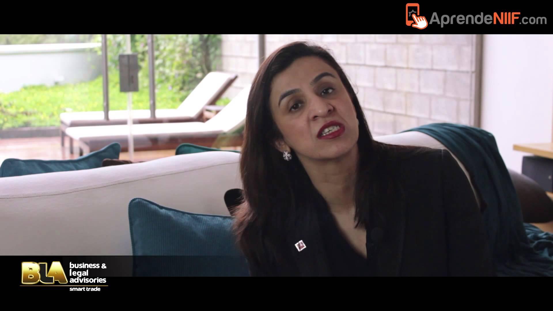 La Dra. Afra Sajjad nos explica que es ACCA