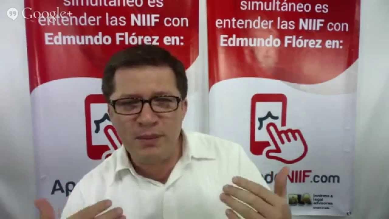 Resolución de preguntas NIIF