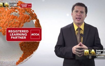 B.L.A Colombia es Registered Learning Partner de ACCA