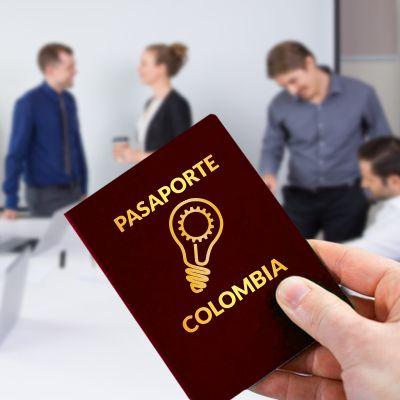 Membresia Pasaporte al Conocimiento Colombia
