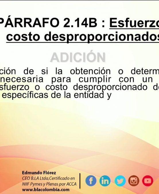 Enmiendas 2015 Seccion 2: Conceptos y principios generales