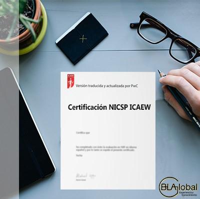 Programa De Certificación En NICSP PwC + Certificación NICSP ICAEW