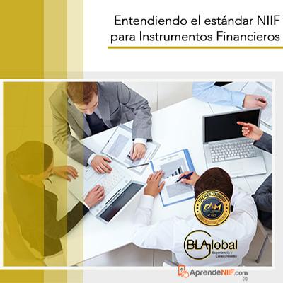 Aplicando el estándar NIIF para Instrumentos Financieros