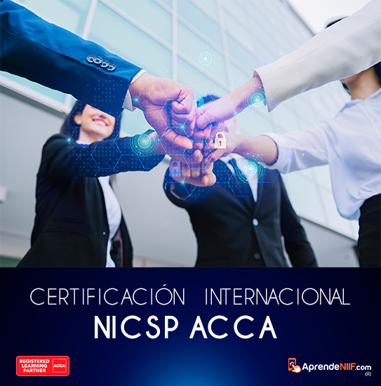 Lanzamiento Certificación Internacional NICSP ACCA