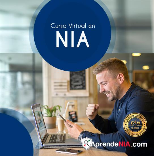 Curso virtual en NIA